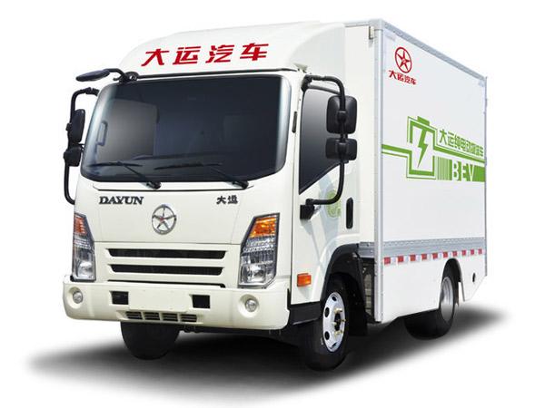 4米2纯电动货车