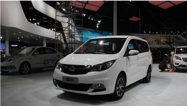长安欧尚EV电动版车型介绍