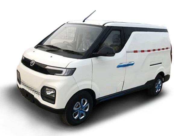 北汽新能源厂家北汽威旺407EV纯电动面包车正式发布 统一售价10.98万元起