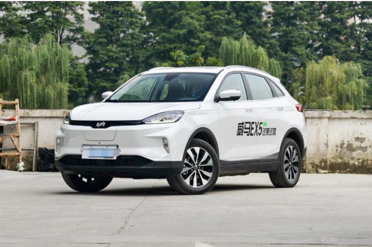 深圳经销商即将推出威马汽车