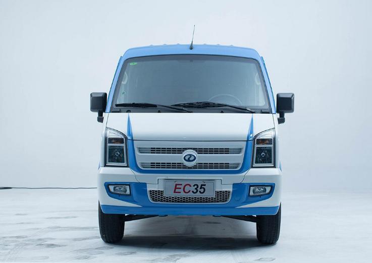 深圳东莞广州瑞驰EC35电动物流车车型介绍