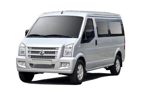 东风小康EC36纯电动面包车,可注册货拉拉中面