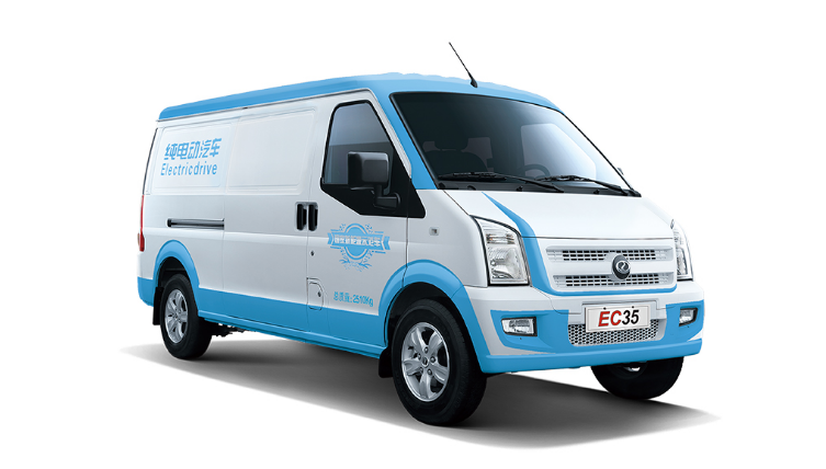 深圳瑞驰EC35 2代 纯电动面包车限时优惠