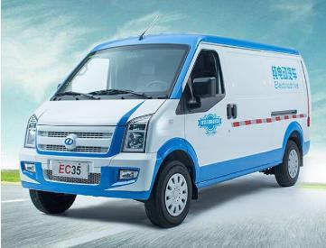 新能源汽车电动面包车