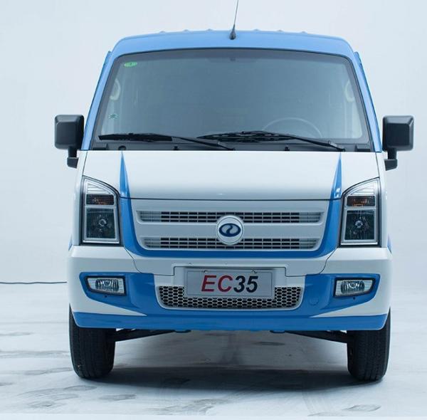 瑞驰EC35五座版新能源纯电动物流车正式上市