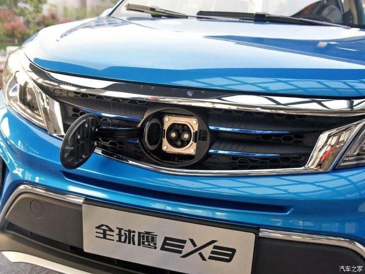 康迪全球鹰电动汽车 全球鹰EX3 2018款 基本型
